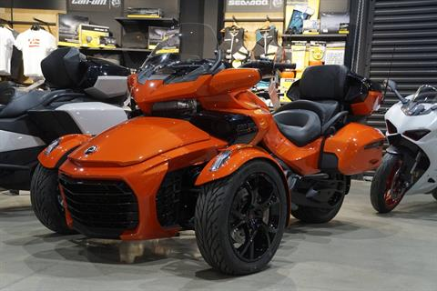 2020 Can-Am Spyder F3 Limited in Elk Grove, California - Photo 2