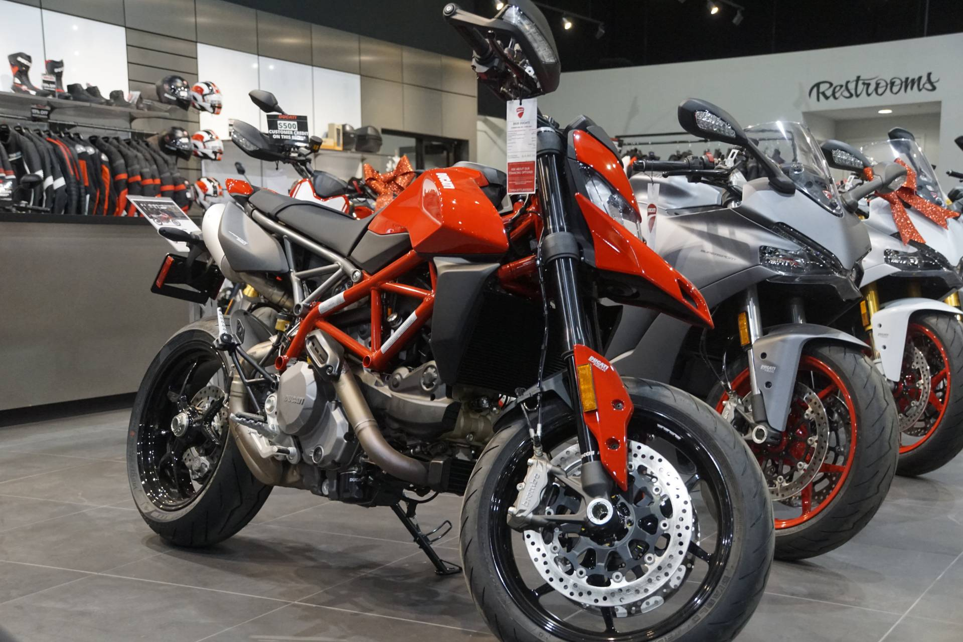 2020 Ducati Hypermotard 950 in Elk Grove, California - Photo 1