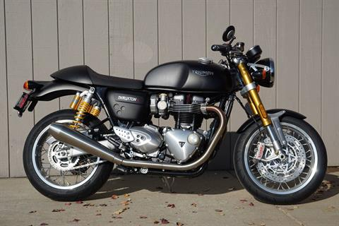 2018 Triumph Thruxton 1200 R in Elk Grove, California