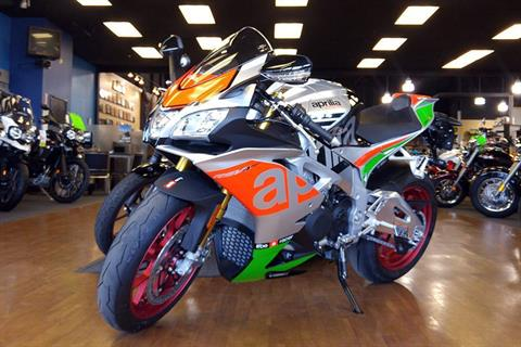 2017 Aprilia RSV4 RF ABS in Elk Grove, California