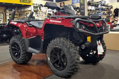 2018 Can-Am Outlander XT 850 in Elk Grove, California