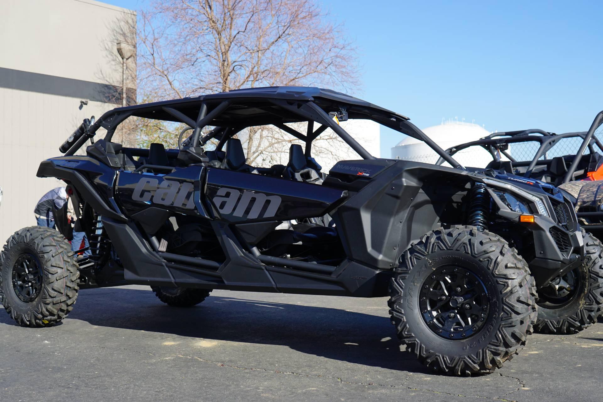 2019 Can-Am™ Maverick X3 Max X rs Turbo R 1