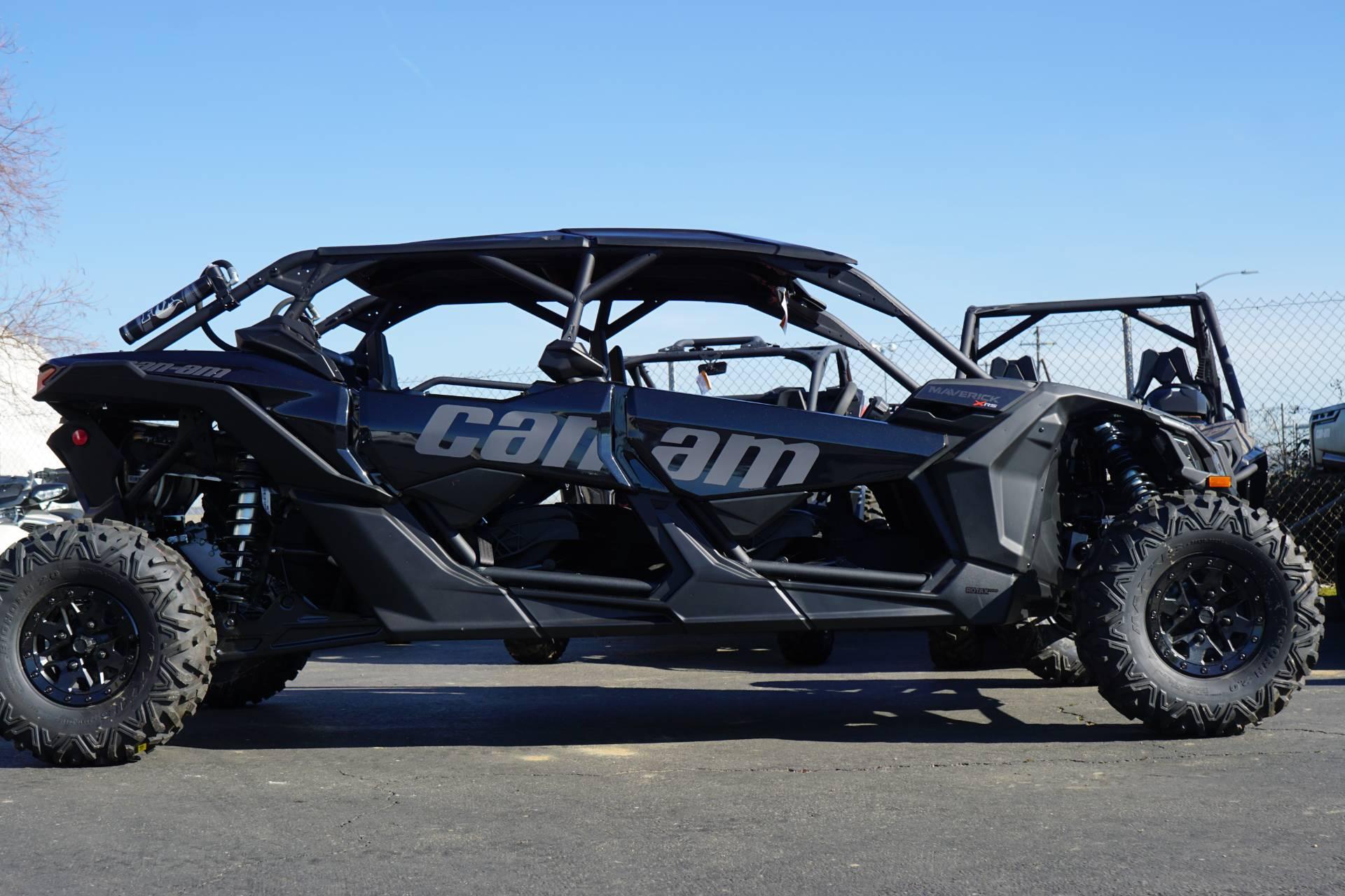2019 Can-Am™ Maverick X3 Max X rs Turbo R 7