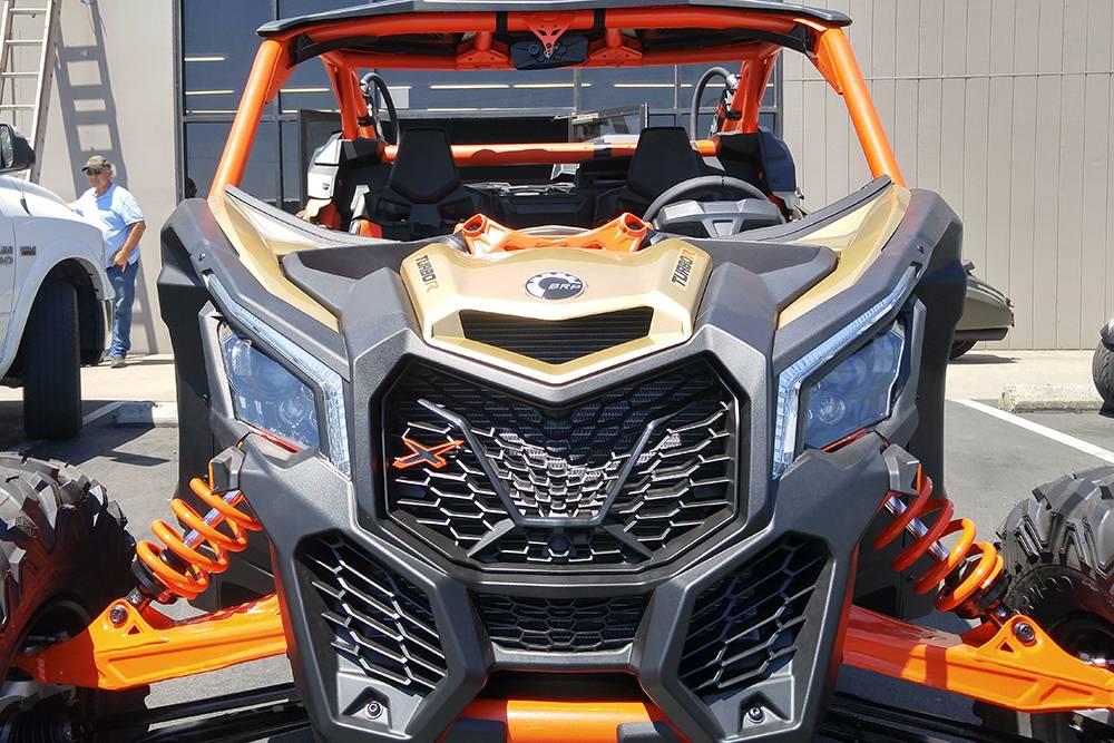 2018 Can-Am™ Maverick X3 X rs Turbo R 4