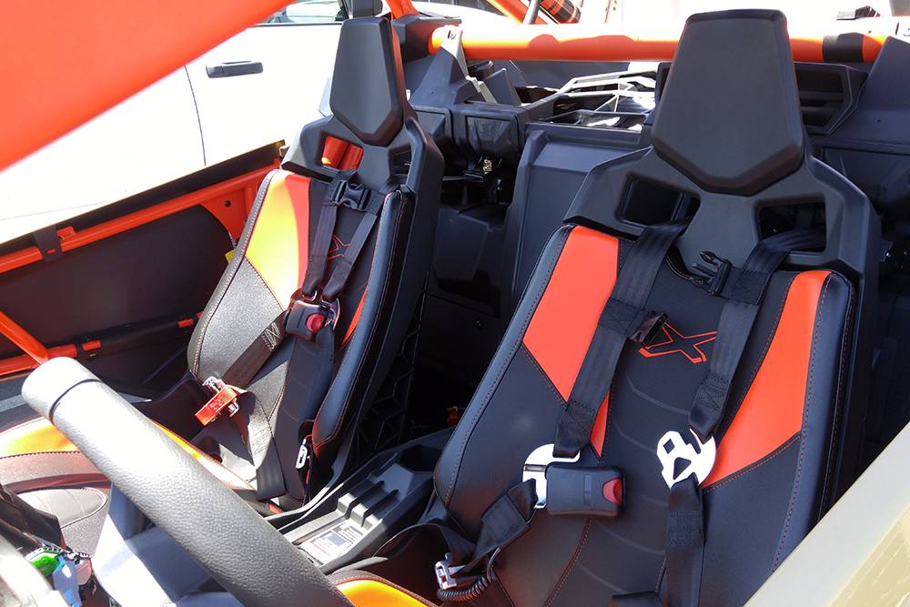 2018 Can-Am™ Maverick X3 X rs Turbo R 6