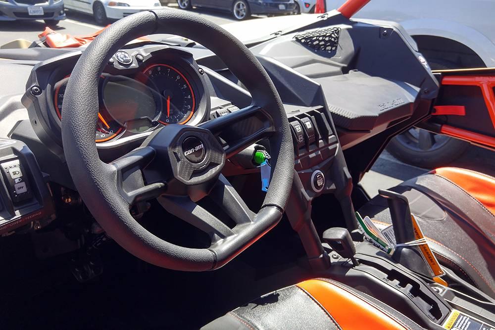2018 Can-Am™ Maverick X3 X rs Turbo R 7