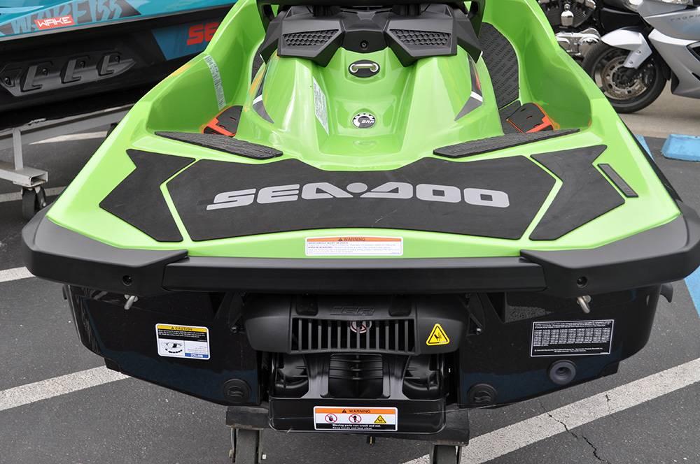 2018 Sea-Doo GTR-X 230 1