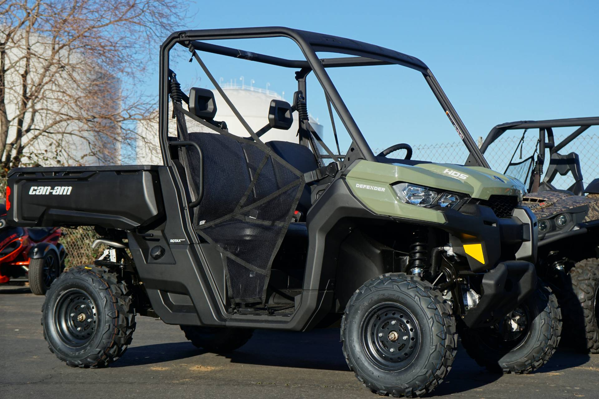2019 Can-Am Defender HD5 in Elk Grove, California - Photo 2