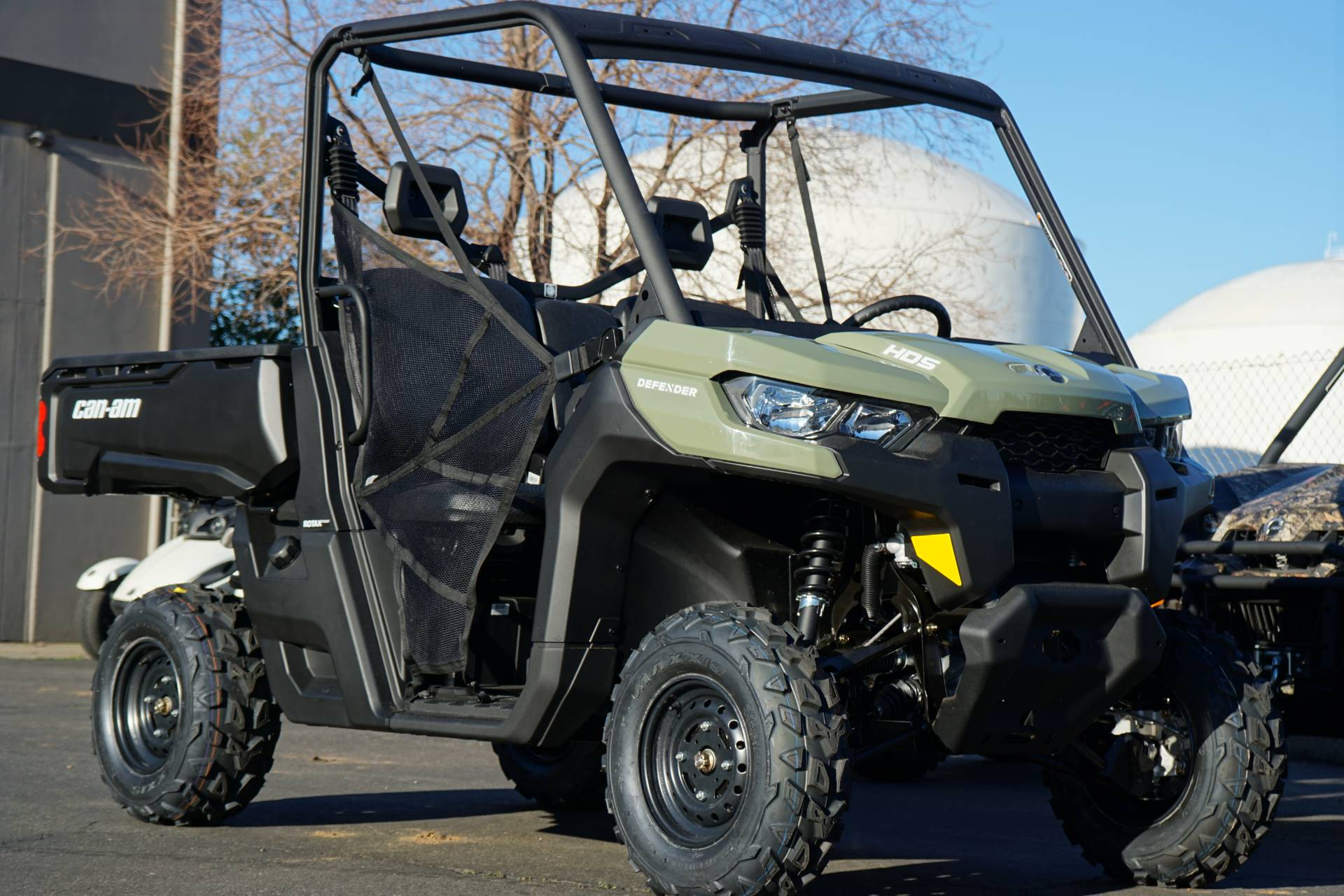 2019 Can-Am Defender HD5 in Elk Grove, California - Photo 3