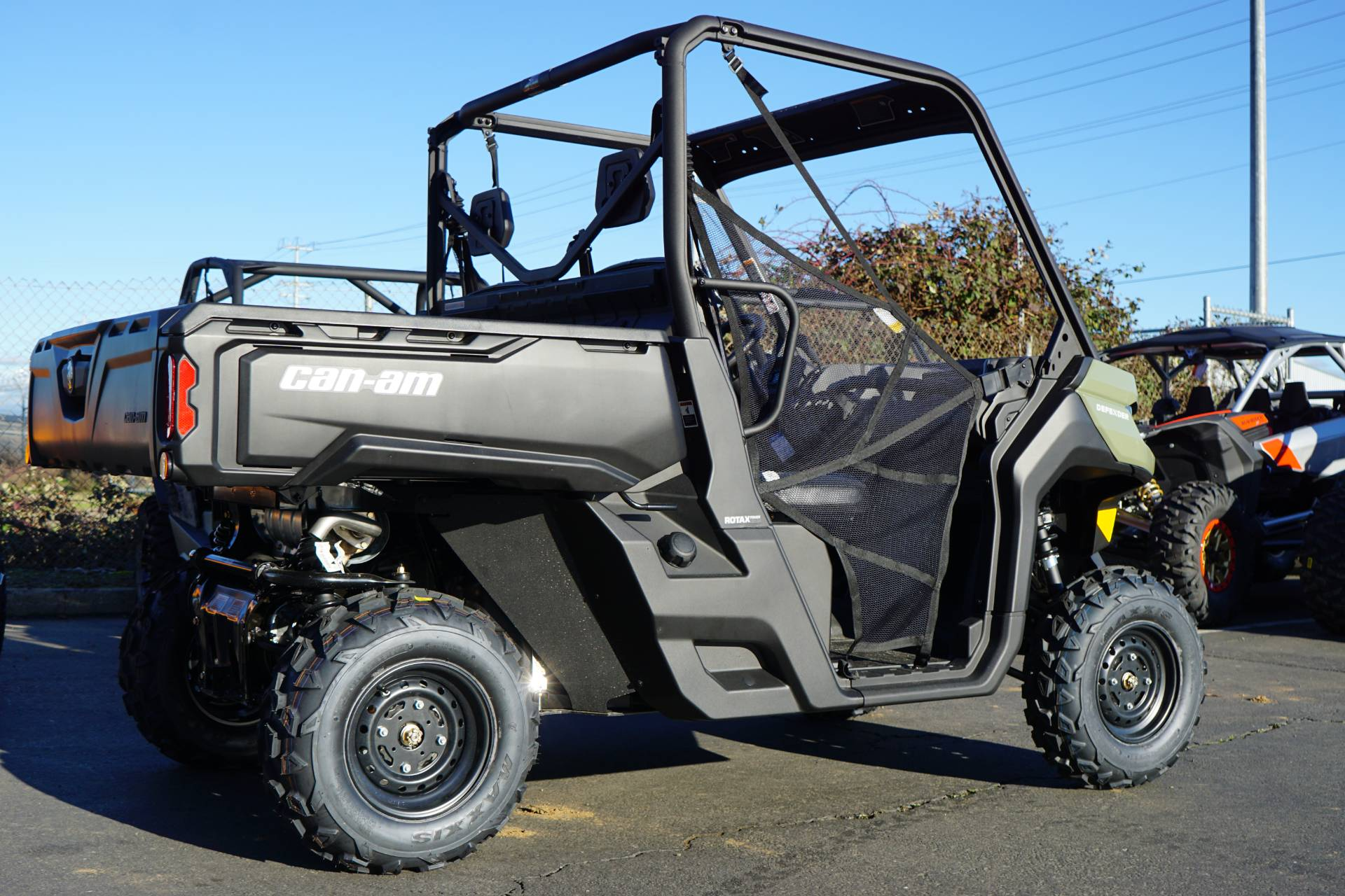2019 Can-Am Defender HD5 in Elk Grove, California - Photo 8