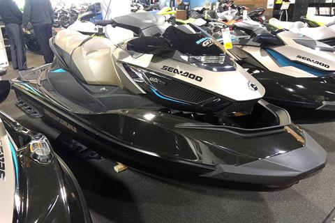 2017 Sea-Doo GTX Limited S 260 in Elk Grove, California