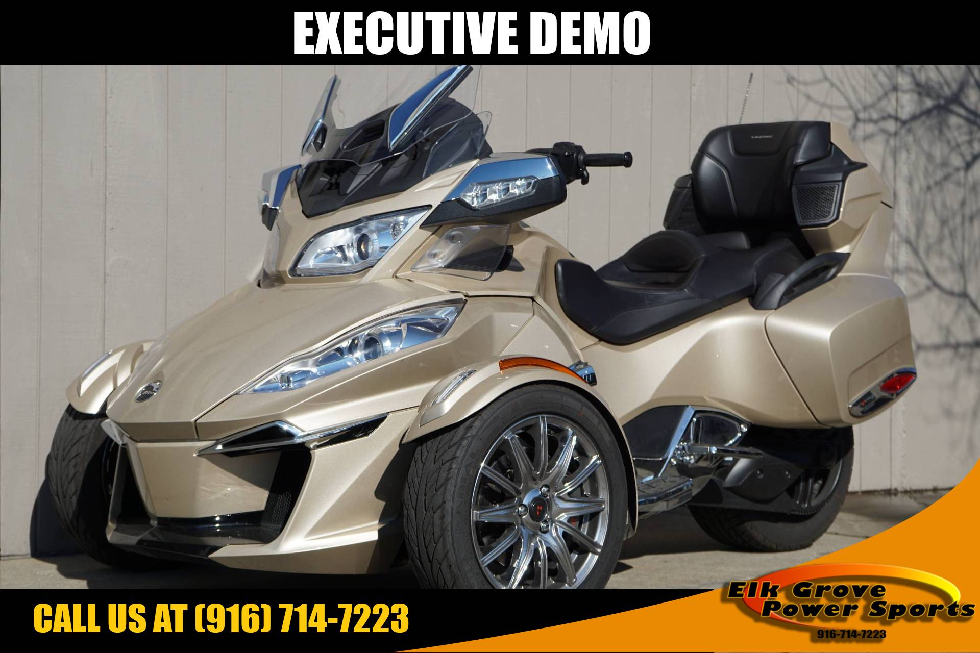 2018 Can-Am Spyder RT Limited in Elk Grove, California - Photo 1