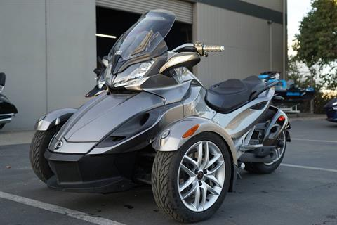 2013 Can-Am SPYDER ST SE5 in Elk Grove, California