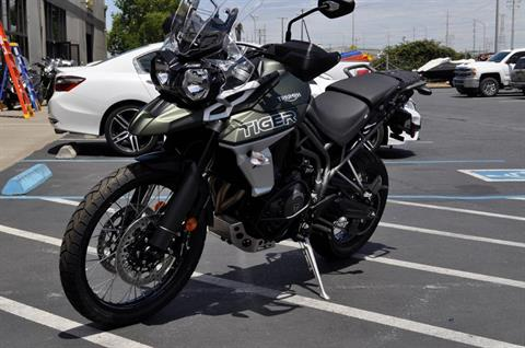 2018 Triumph Tiger 800 XCx in Elk Grove, California