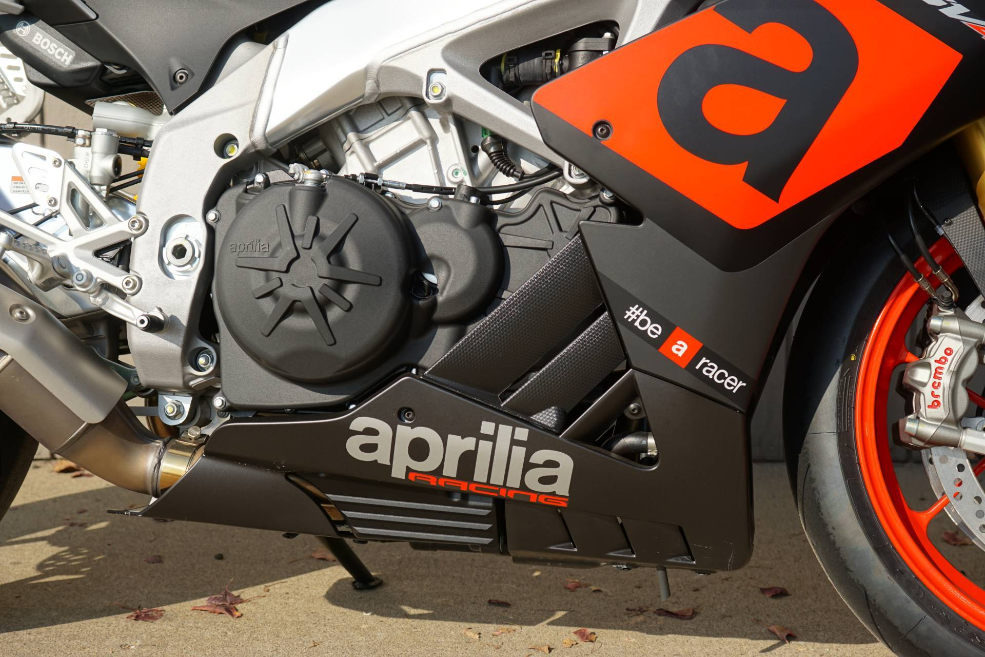 2018 Aprilia RSV4 RR ABS in Elk Grove, California - Photo 9