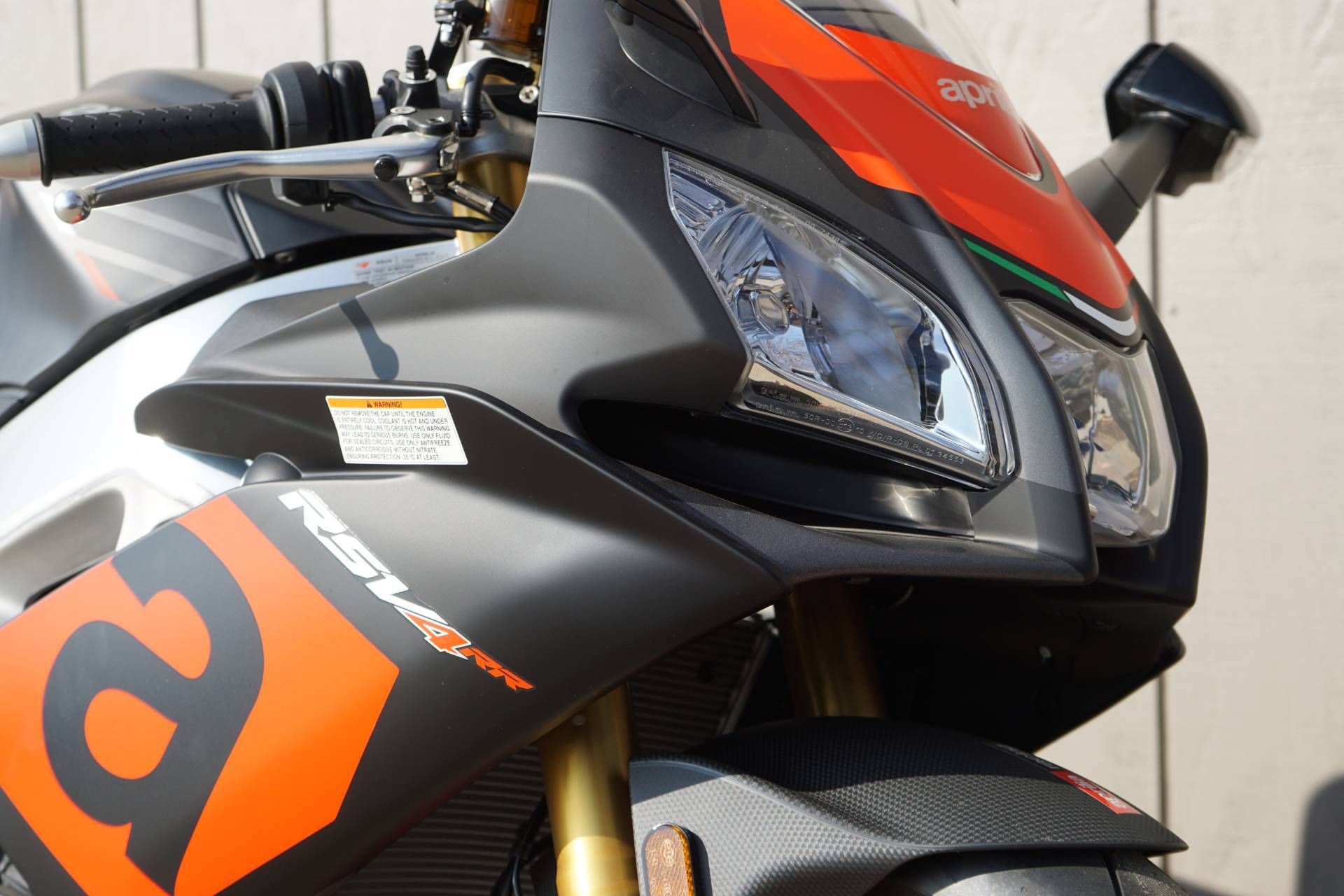 2018 Aprilia RSV4 RR ABS in Elk Grove, California - Photo 5