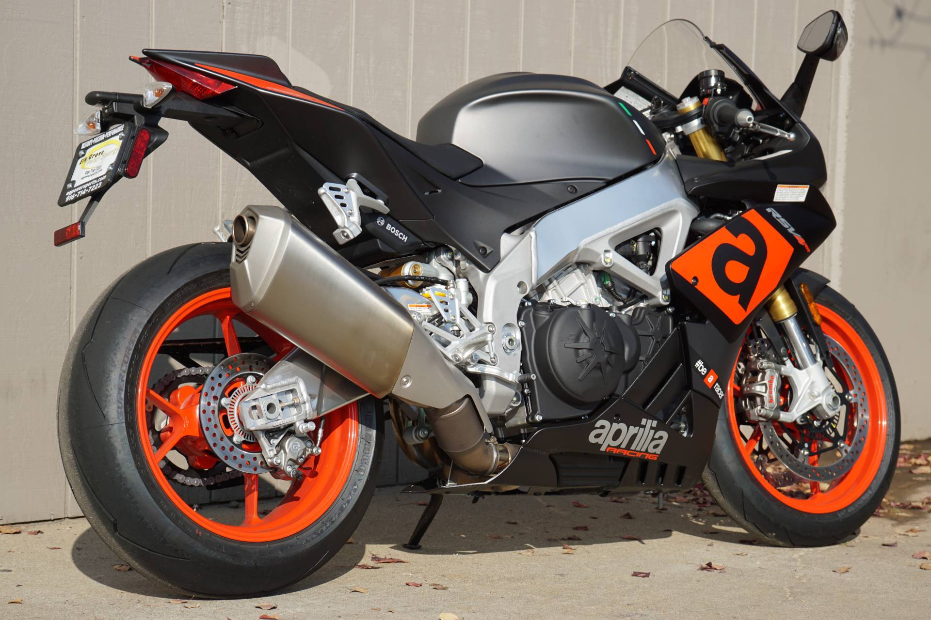 2018 Aprilia RSV4 RR ABS in Elk Grove, California - Photo 16