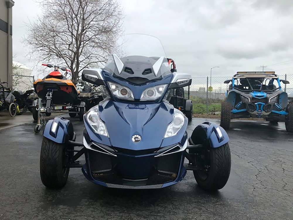 2017 Can-Am Spyder RT-S in Elk Grove, California