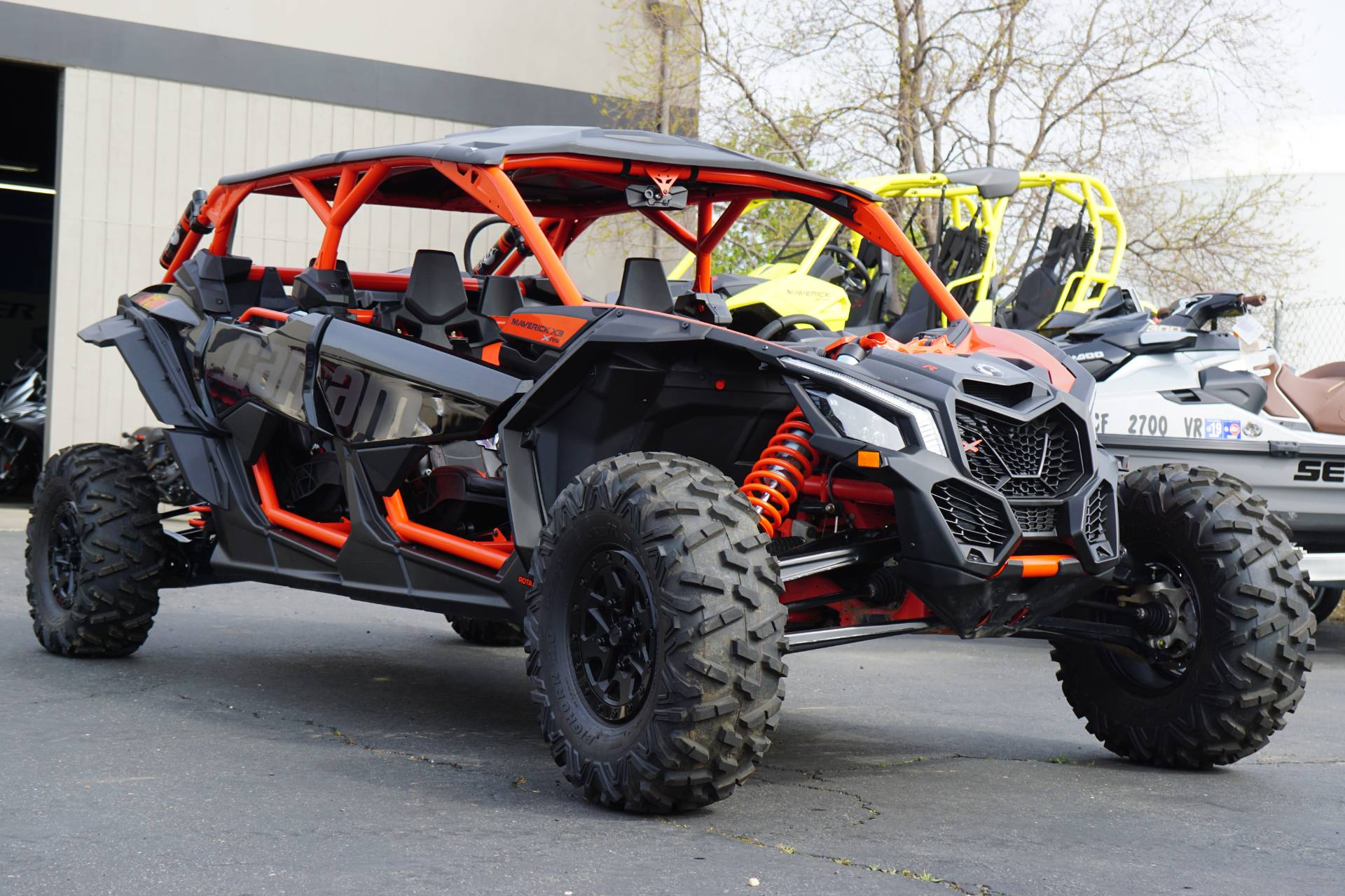 2018 Can-Am Maverick X3 Max X rs Turbo R for sale 105441