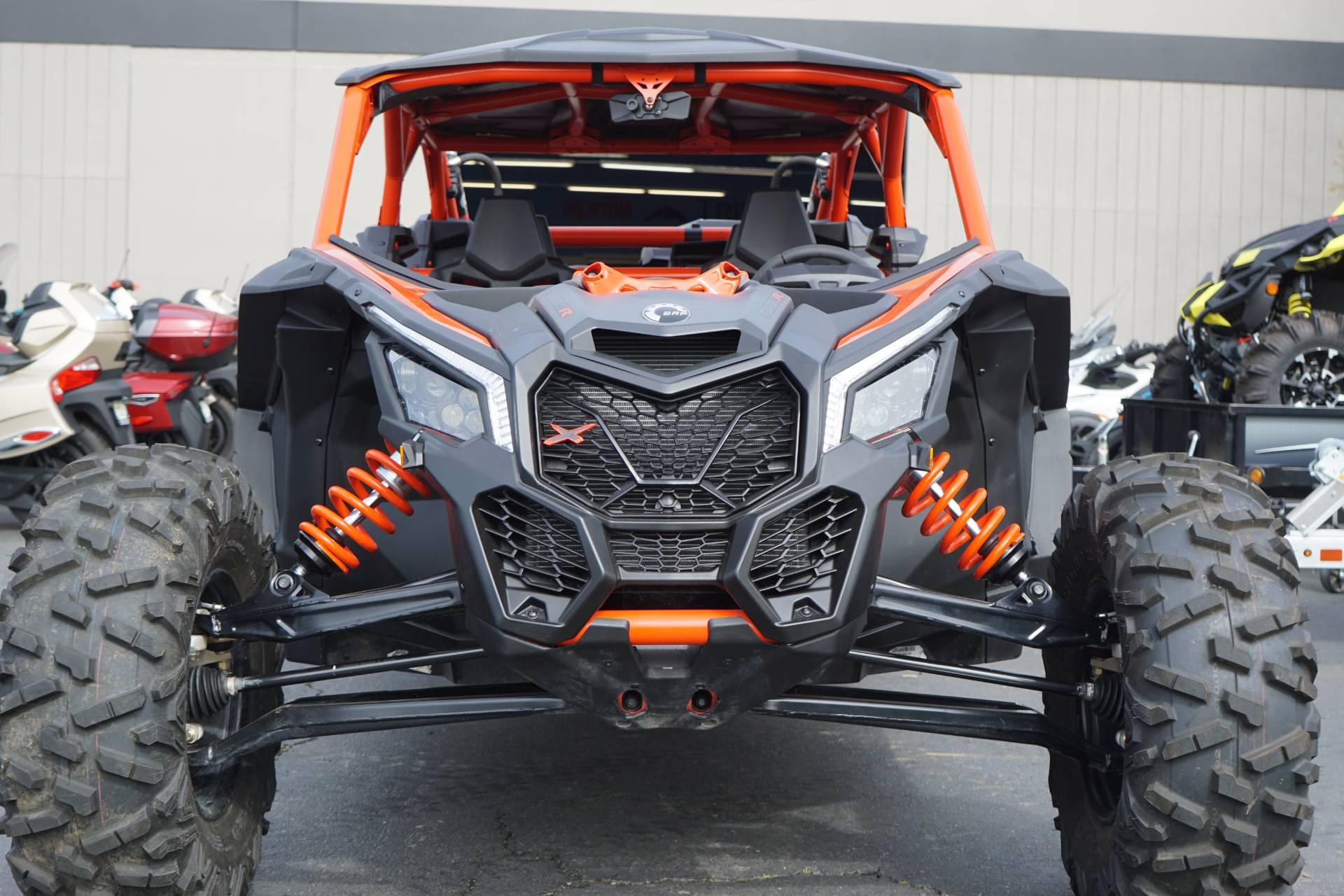 2018 Can-Am™ Maverick X3 Max X rs Turbo R 3