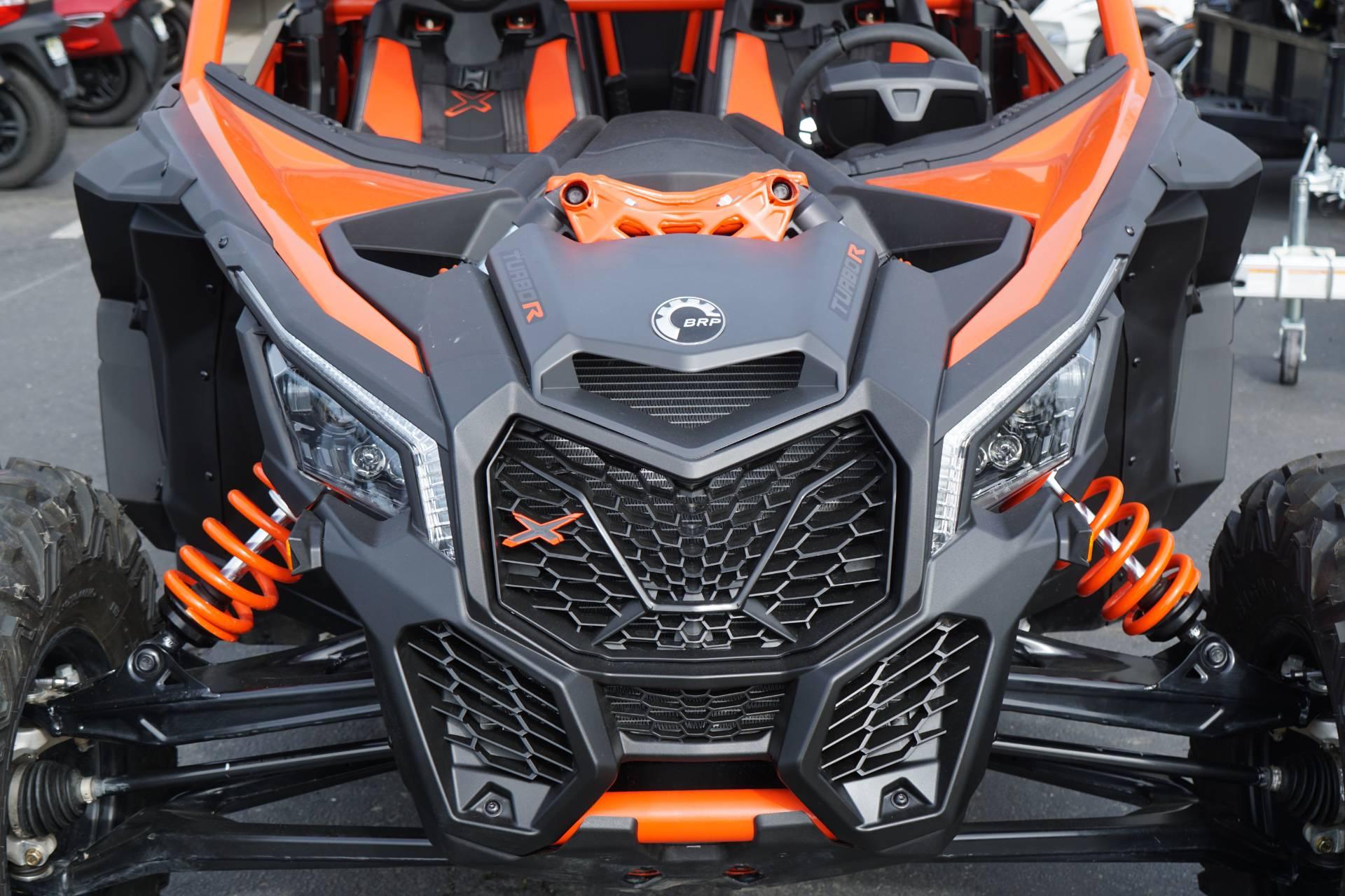 2018 Can-Am™ Maverick X3 Max X rs Turbo R 4