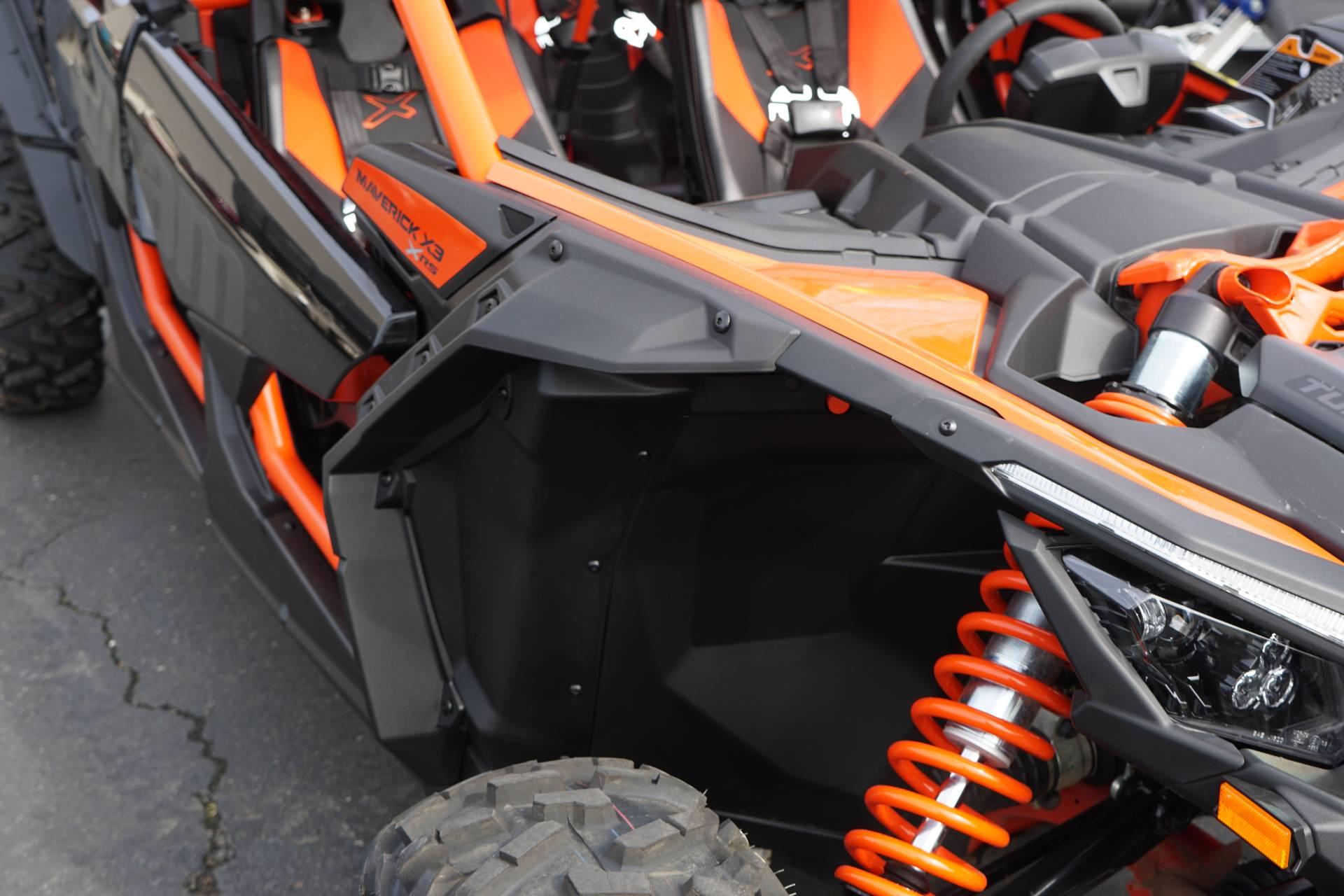 2018 Can-Am™ Maverick X3 Max X rs Turbo R 5