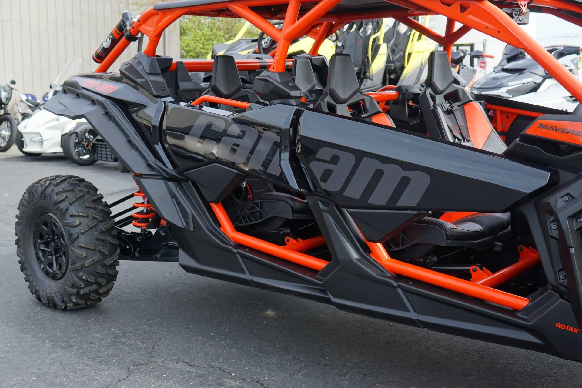 2018 Can-Am™ Maverick X3 Max X rs Turbo R 6