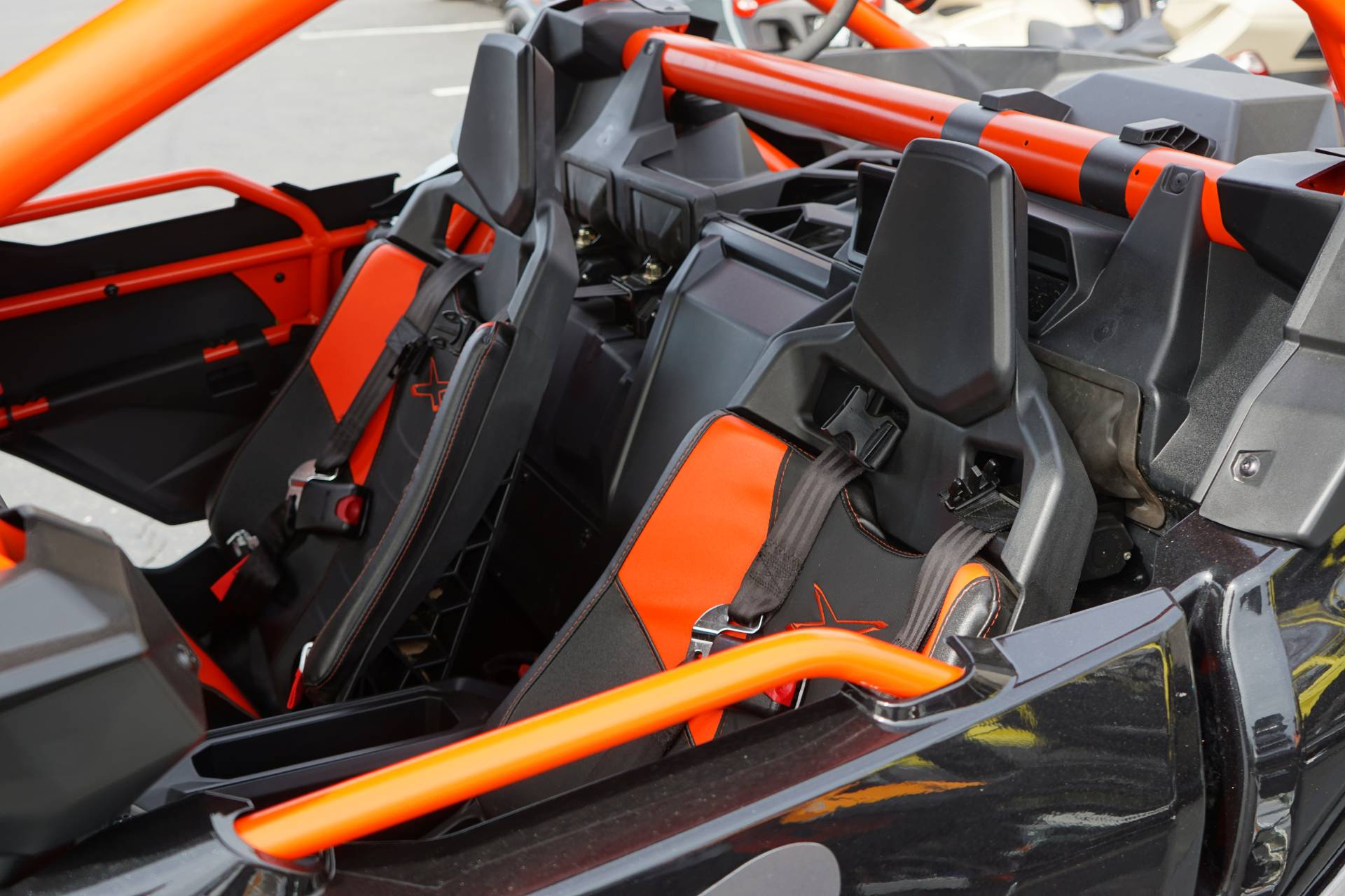 2018 Can-Am™ Maverick X3 Max X rs Turbo R 11