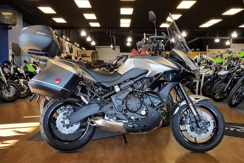 2017 Kawasaki VERSYS 650 LT in Elk Grove, California