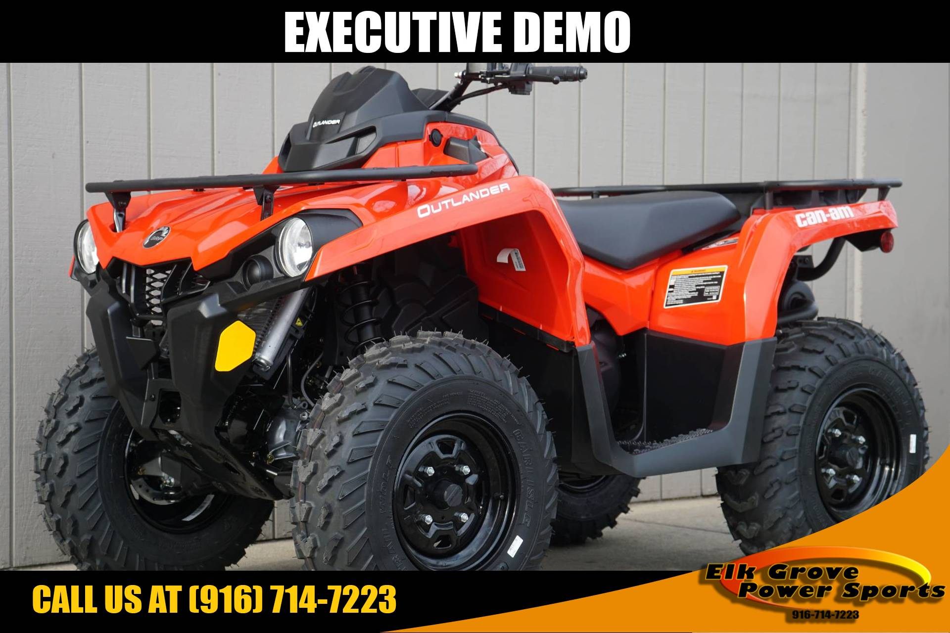 2019 Can-Am Outlander 450 for sale 34871
