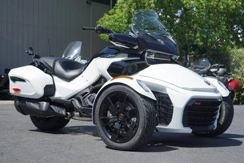 The first 2020 Can-Am Spyder RT Road Trip - YouTube