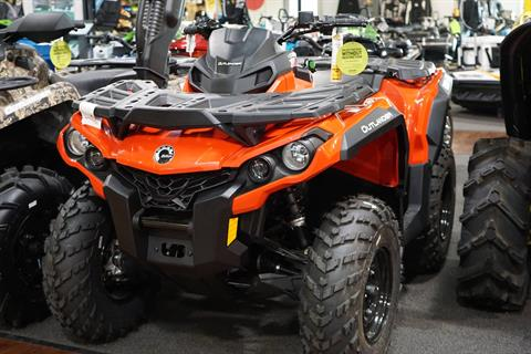 2019 Can-Am Outlander 650 in Elk Grove, California