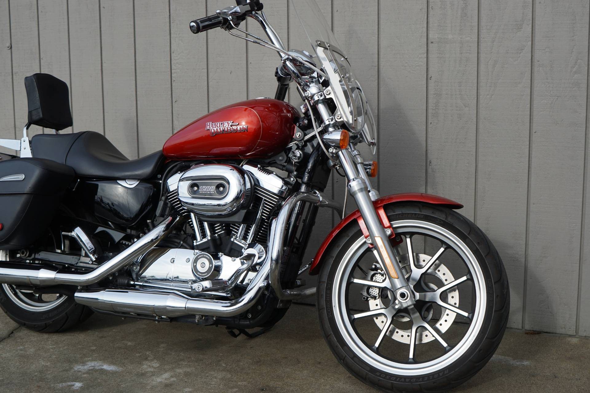 2014 Harley-Davidson XL1200 in Elk Grove, California