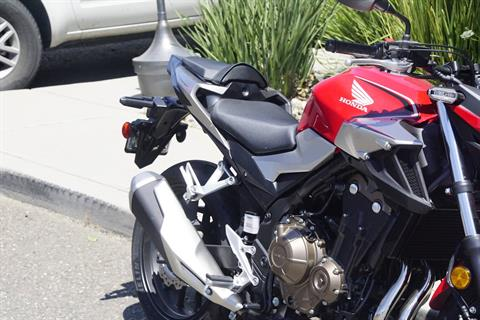 2019 Honda CB500F ABS in Elk Grove, California - Photo 6
