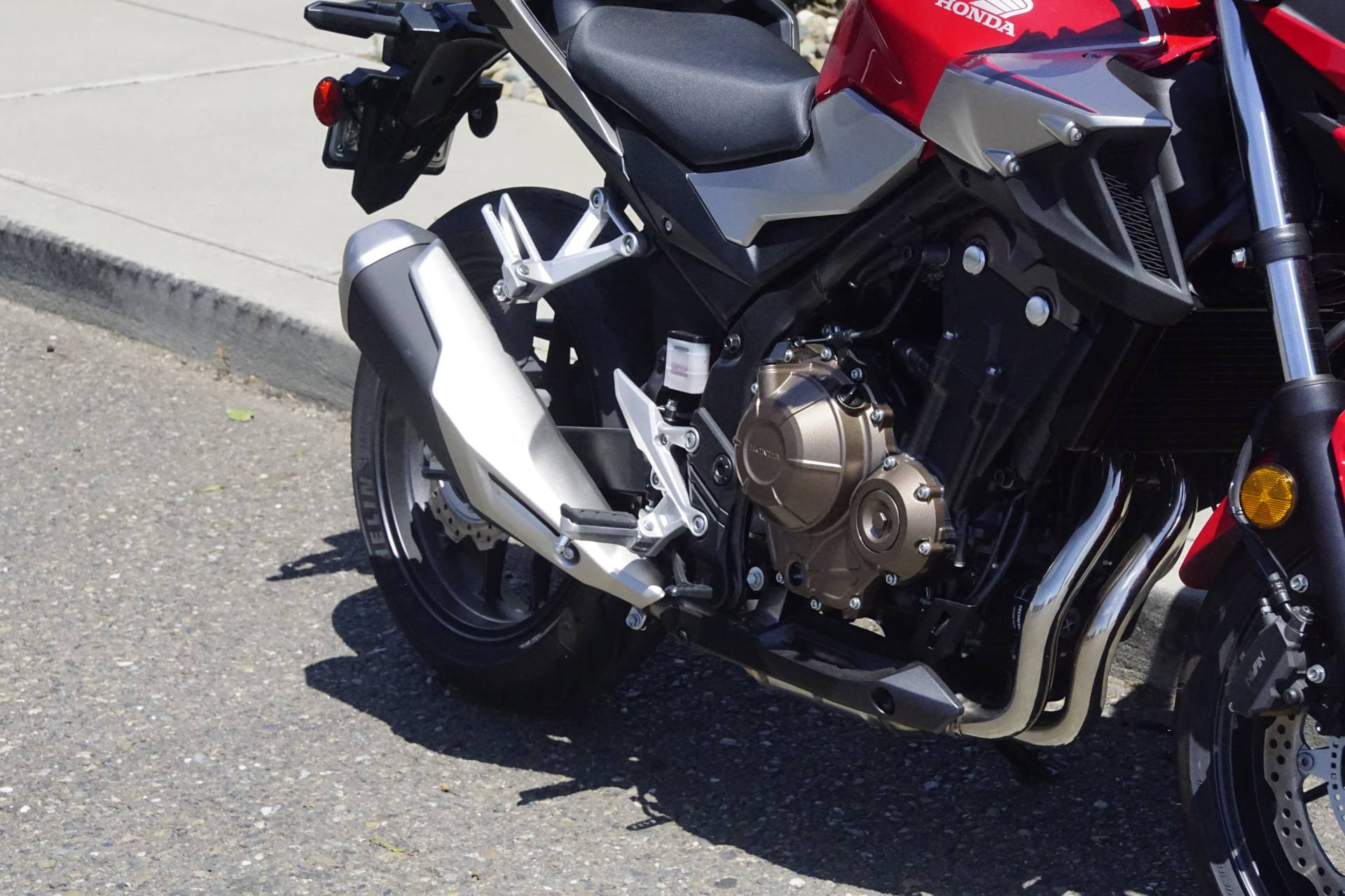 2019 Honda CB500F ABS in Elk Grove, California - Photo 7