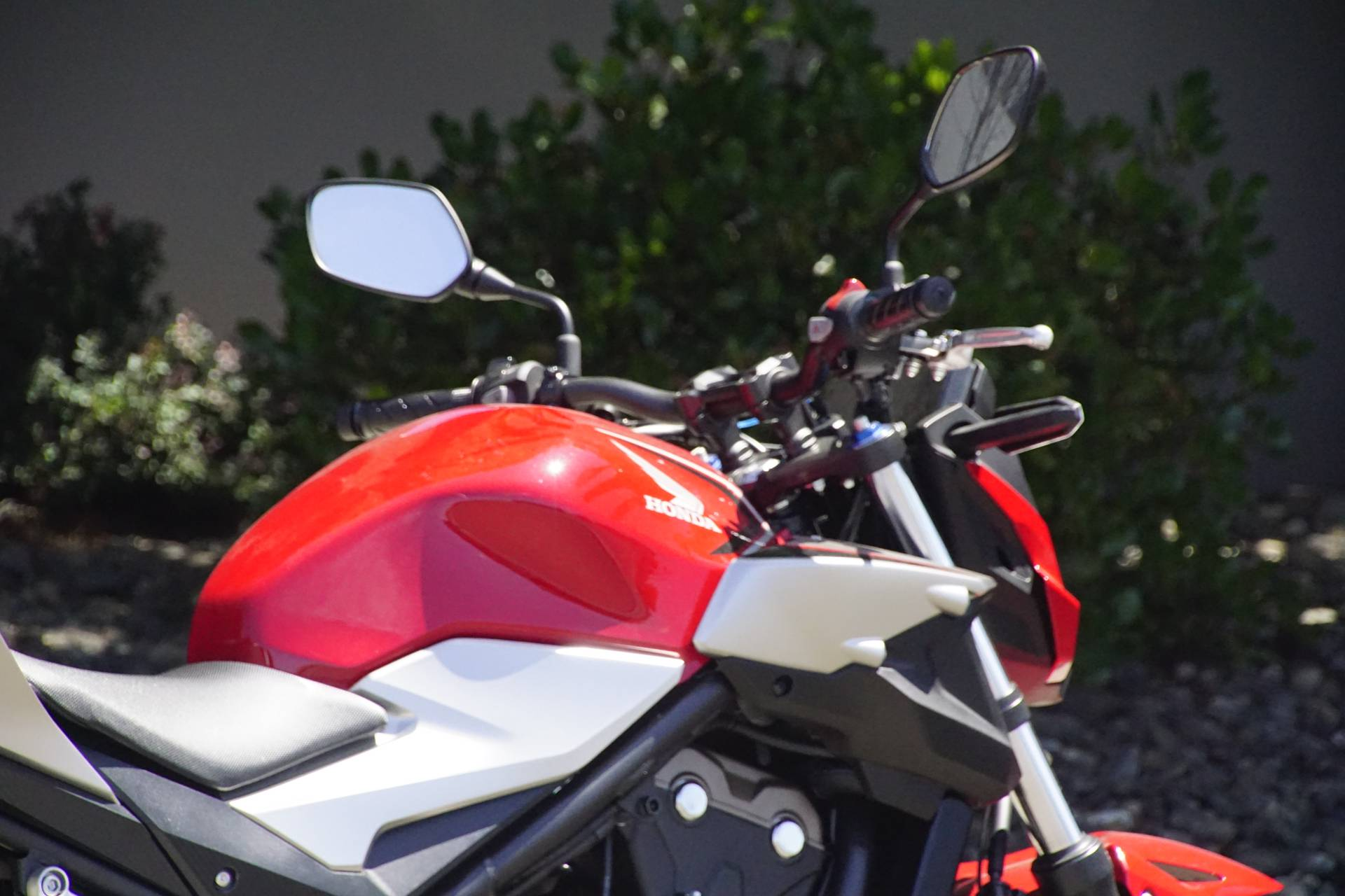 2019 Honda CB500F ABS in Elk Grove, California - Photo 11