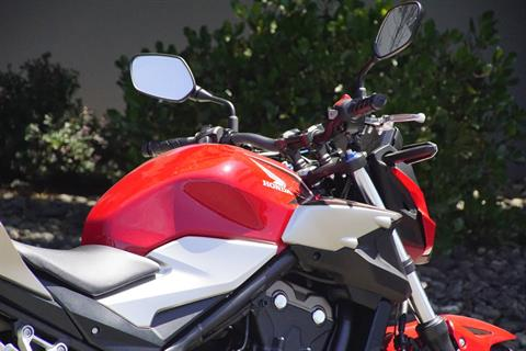 2019 Honda CB500F ABS in Elk Grove, California - Photo 12