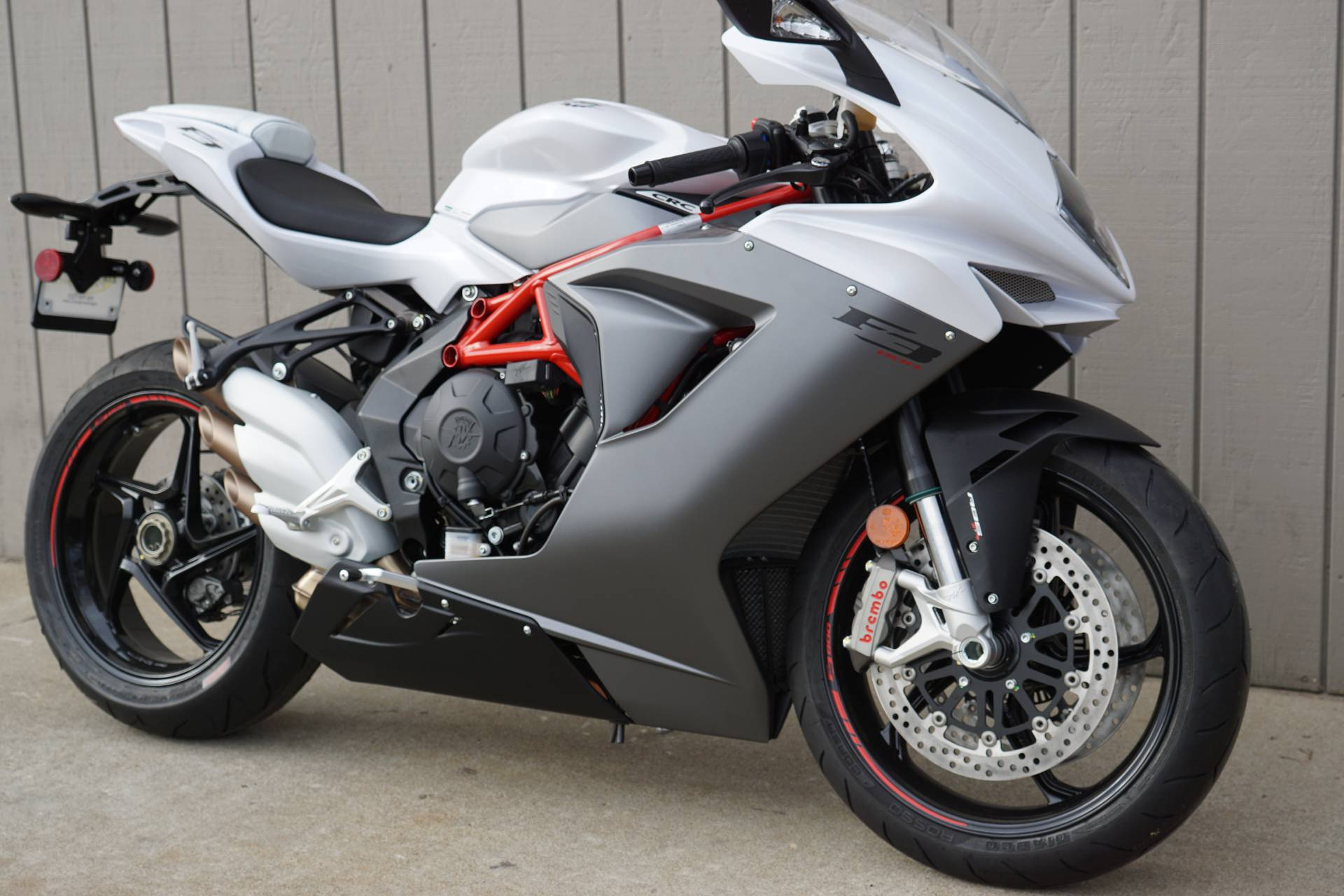 2018 MV Agusta F3 800 USA in Elk Grove, California - Photo 3
