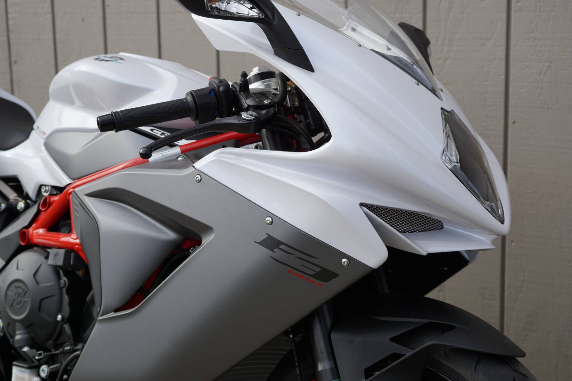 2018 MV Agusta F3 800 USA in Elk Grove, California - Photo 6