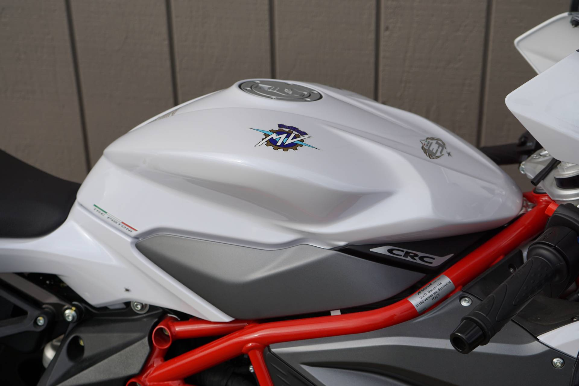 2018 MV Agusta F3 800 USA in Elk Grove, California