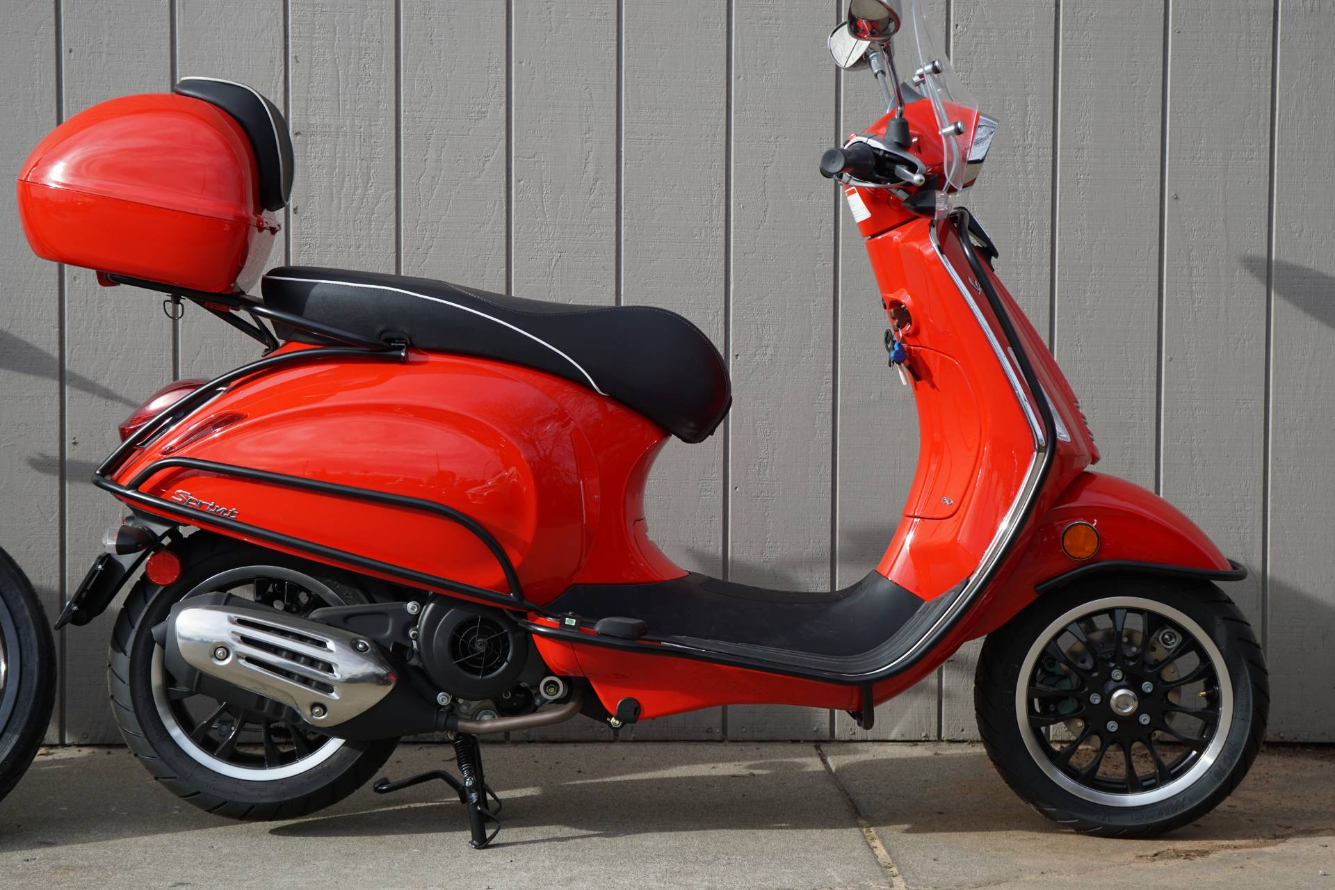 2018 Vespa Sprint 150 in Elk Grove, California