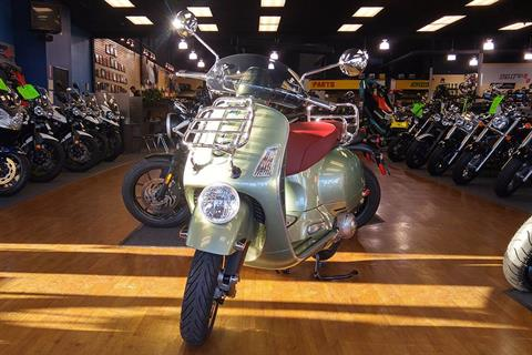 2017 Vespa GTV 300 in Elk Grove, California