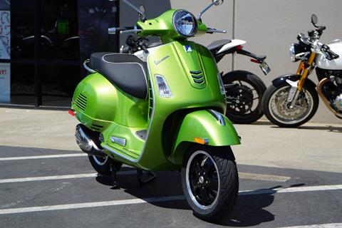 2019 Vespa GTS 300 SUPER in Elk Grove, California