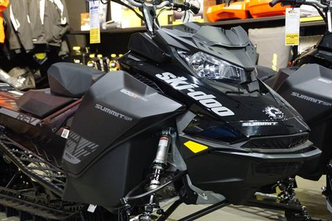 2020 Ski-Doo Summit SP 154 600R E-TEC SHOT PowderMax Light 3.0 w/ FlexEdge in Elk Grove, California - Photo 8