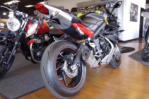 2017 Triumph Daytona 675 R ABS in Elk Grove, California