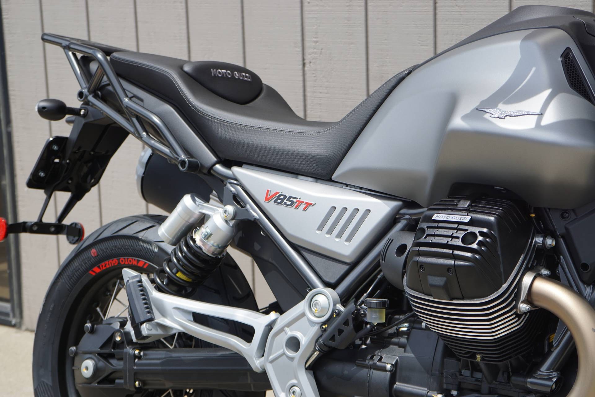2020 Moto Guzzi V85 TT in Elk Grove, California - Photo 6