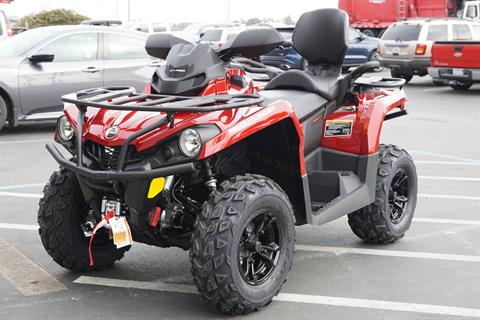 2019 Can-Am Outlander MAX XT 570 in Elk Grove, California