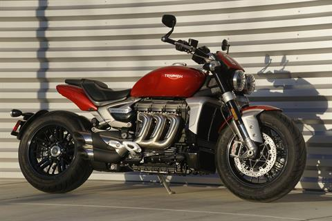 2021 Triumph Rocket 3 R in Elk Grove, California - Photo 1