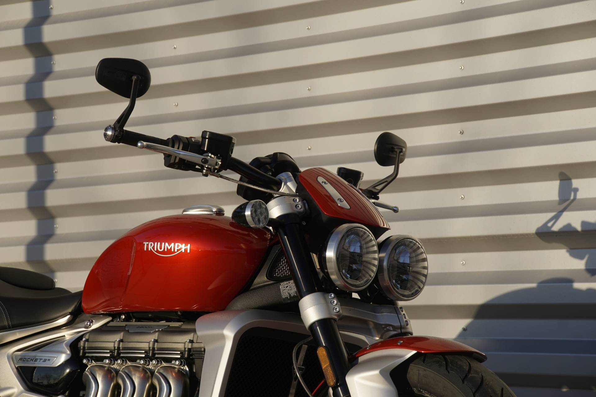 2021 Triumph Rocket 3 R in Elk Grove, California - Photo 2