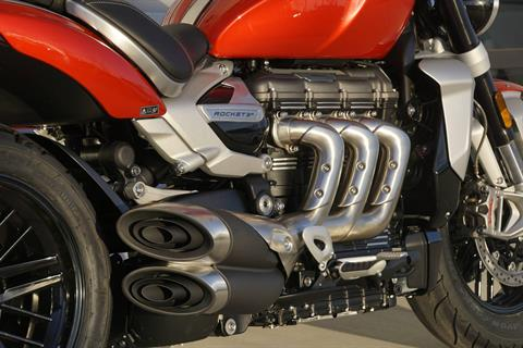 2021 Triumph Rocket 3 R in Elk Grove, California - Photo 9